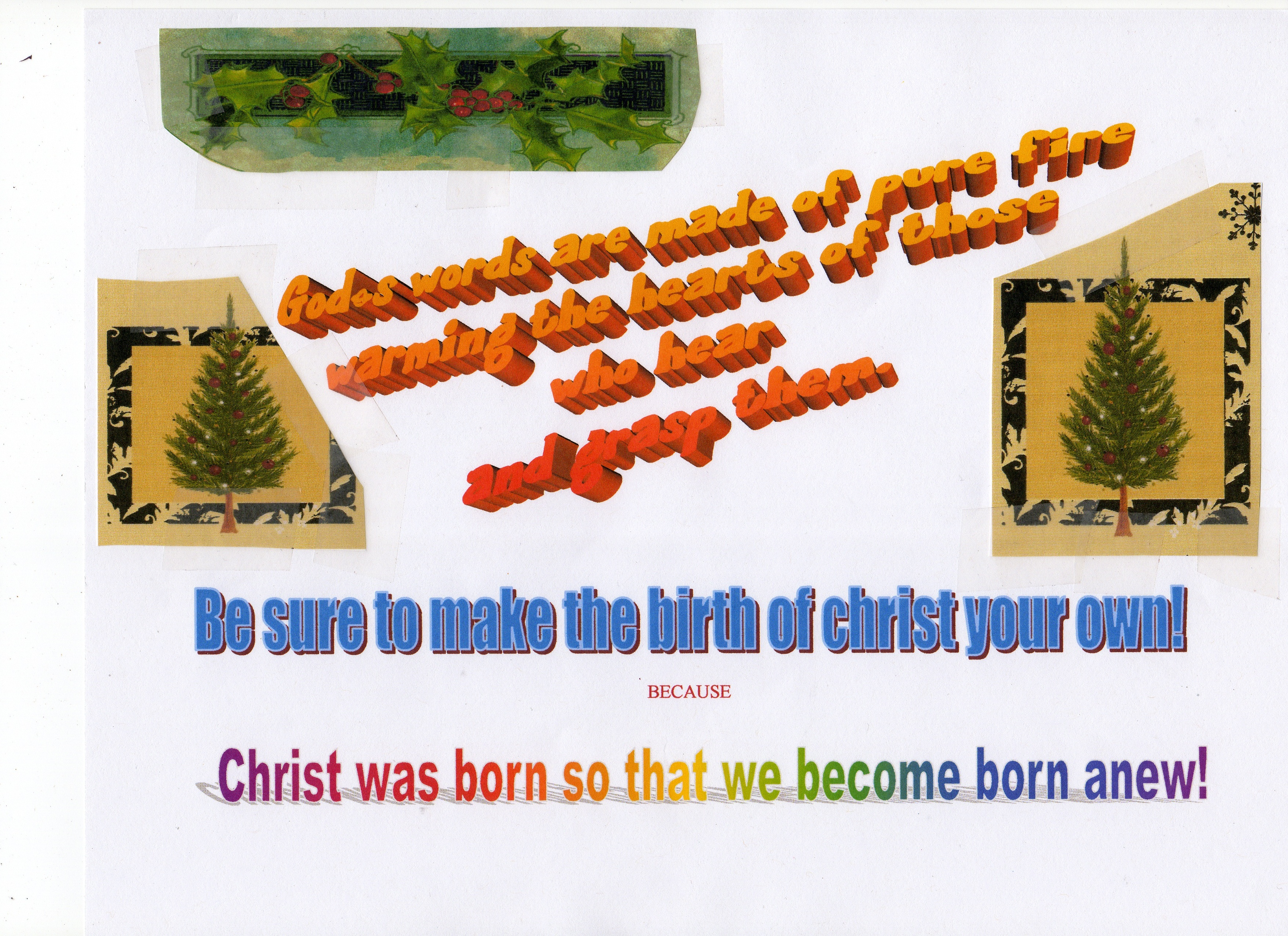 Merry Christmas and a Blessed New Year to All   peter krey\'s web site
